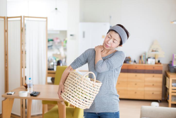 Anpassa och förenkla hemmet för den som är kroniskt sjuk