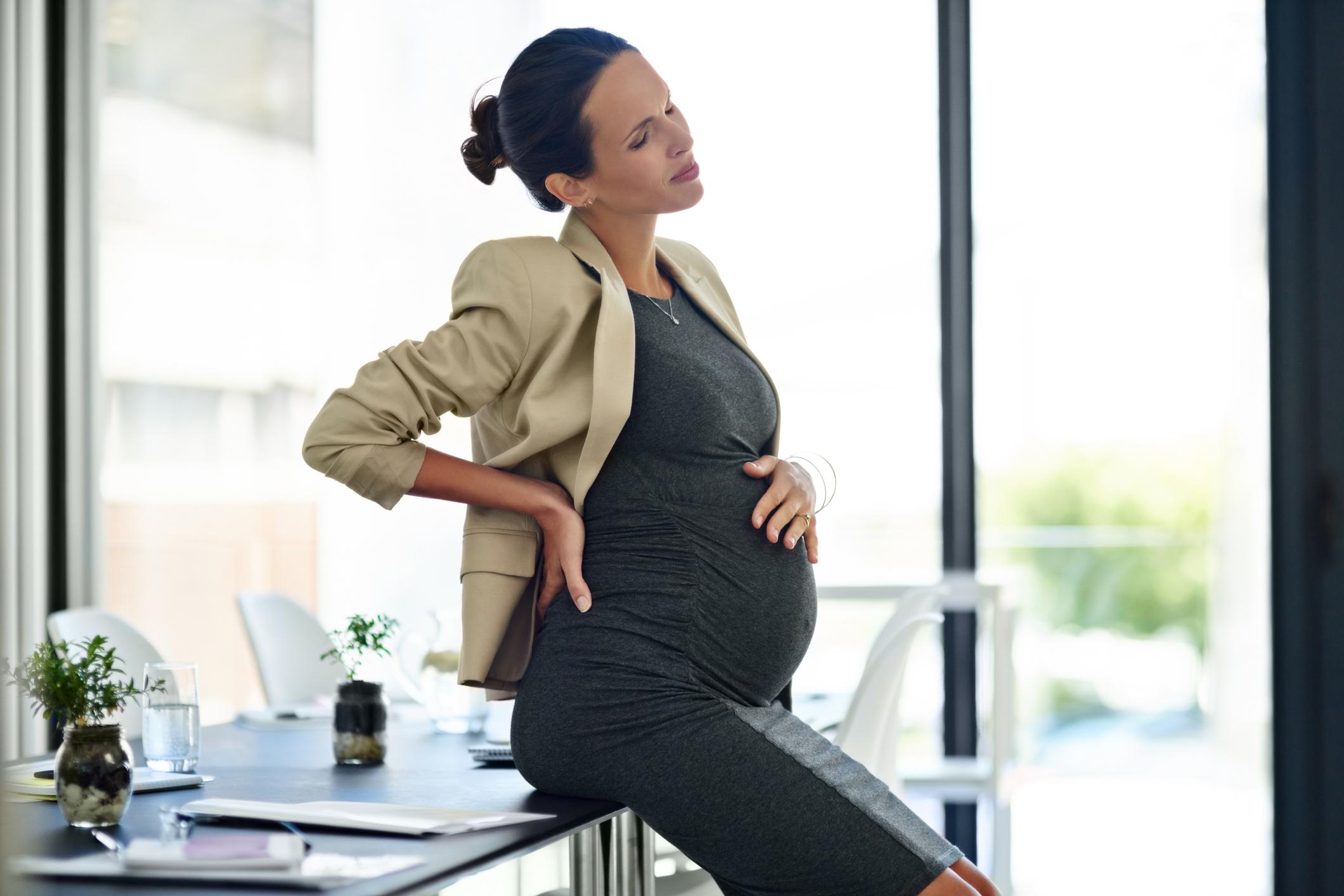 Gravid vid fibromyalgi